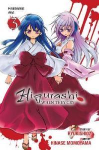 Higurashi When They Cry: Massacre Arc, Vol. 3
