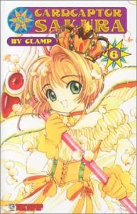 Cardcaptor Sakura, Vol. 6 (Cardcaptor Sakura, #6)