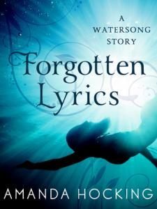 Forgotten Lyrics (Watersong, #0.5)