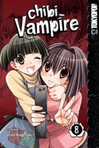 Chibi Vampire, Vol. 08