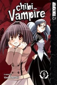 Chibi Vampire, Vol. 09