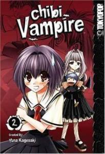 Chibi Vampire, Vol. 02