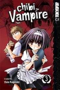 Chibi Vampire, Vol. 03