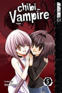 Chibi Vampire, Vol. 05