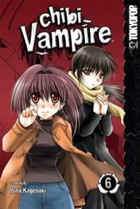 Chibi Vampire, Vol. 06