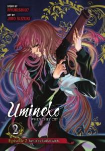 Umineko WHEN THEY CRY Episode 2: Turn of the Golden Witch, Vol. 2