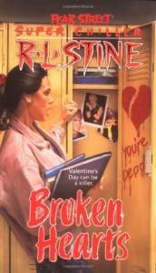Broken Hearts (Fear Street Superchiller, #4)
