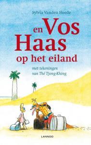 Vos en Haas op het eiland (Vos en Haas, #3)