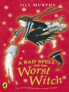 A Bad Spell for the Worst Witch (Worst Witch, #3)