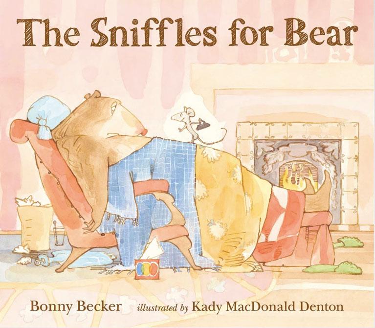 sniffles-bear