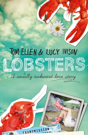 Lobsters, Humour, Young Adult, Romance, Skiing, Trip, Tom Ellen, Lucy Ivison