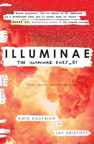 Illuminae, Red, Orange, Cloud, Sci-fi, Multiple POV, Young Adult, Romance, Amie Kaufman, Jay Kristoff