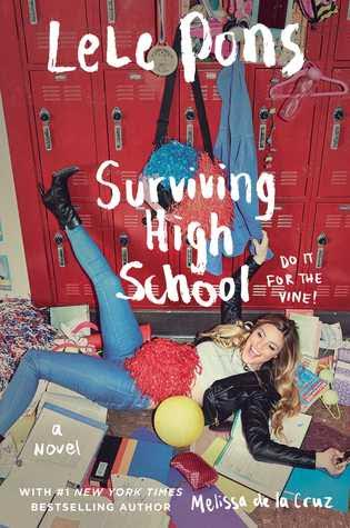 Girl, lockers, mess, items, High School, Young Adult, Humour, Lele Pons, Melissa de la Cruz