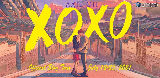 XoXo by Axie Oh, Young Adult, Romance, Buildings, Perspective, Girl, Boy
