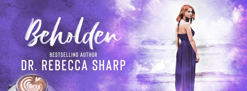 Purple, Woman, Romance, Adult, Coffee Shop, Clouds, Beholden, Rebecca Sharp