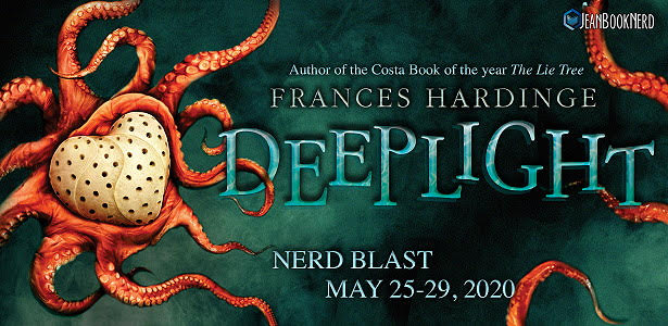 Cult, Deeplight, Frances Hardinge, Octopus, Young Adult, Fantasy, Twenty Thousand Leagues Under The Sea, Frankenstein, , Heart,