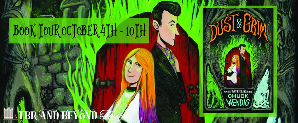 Green, Girl, Man, Children's Books, Fantasy, Wolves, Siblings, Monster Mortuary, Chuck Wendig, Monsters,