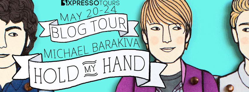 Hold My Hand, Blog Tour, LGBT