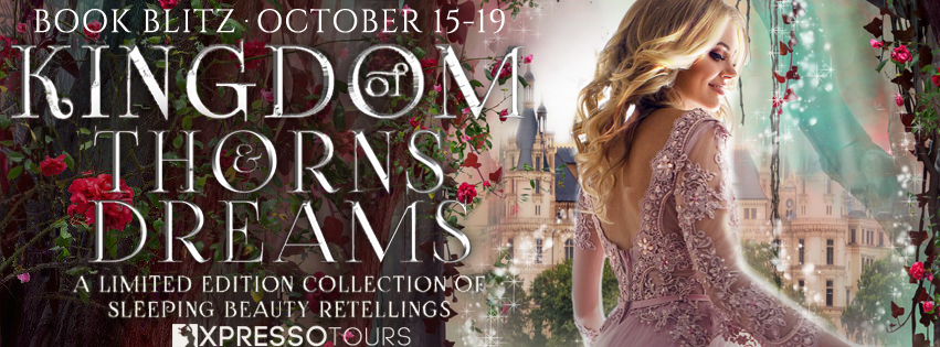 Kingdom of Thorns and Dreams, Girl, Flowers, Banner