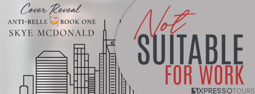 Skye McDonald, Romance, Not Suitable For Work, Buildings, Banner, Gray,
