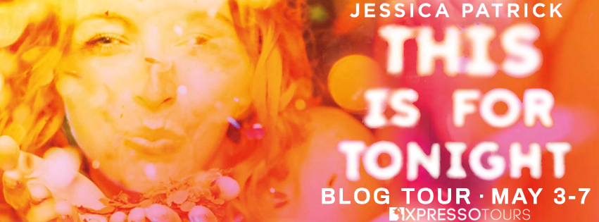 This Is for Tonight, Young Adult, YouTube, Pink, Purple, Blowing a Kiss, Romance,  Jessica Patrick