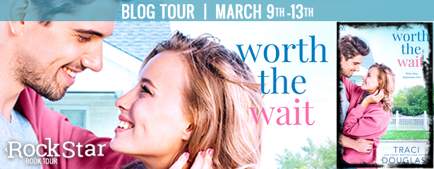 Worth the wait, Traci Douglas, Man, Woman, Banner, Romance
