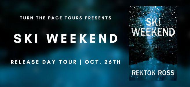 Ski Weekend, Rektok Ross, Snow, Skiing, Thriller, Young Adult, Weekend, Horror