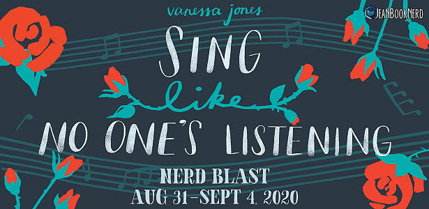 Sing Like No One's Listening, Vanessa Jones, Flowers, Plants, Music,
