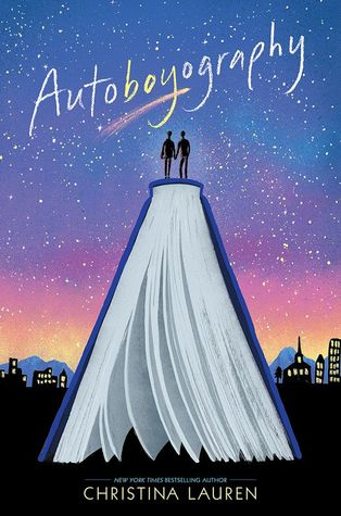Autoboyography, Christina Lauren, Purple, Yellow, Pink, Book, Stars, Boys, LGBT, Young Adult, Gorgeous, Religion