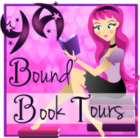 YA Bound Book Tours, Girl, Reading, Pink Hair, Button