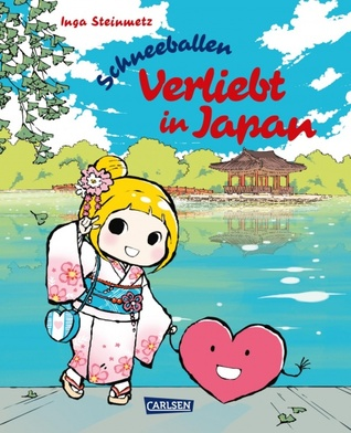 Schneeballen - Verliebt in Japan, Inga Steinmetz, Graphic Novel, Wedding, Romance, Non-fiction, Japan, Humour