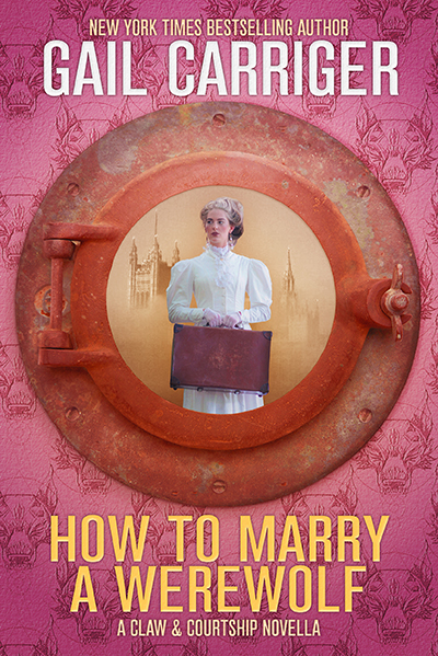 How to Marry a Werewolf, Pink, Porthole, Suitcase, LGBT, Werewolf, Rock Collecting, Romance, Cute, Fantasy