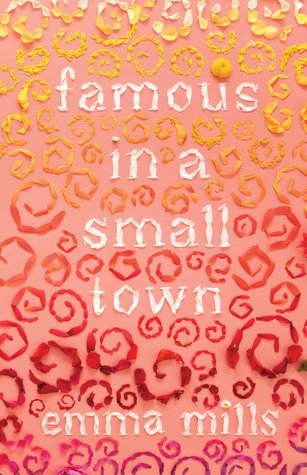 Famous in a small town, Emma Mills, Yellow, Red, Pink, Orange, Shiny