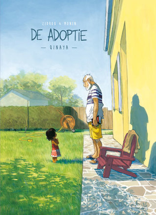 De Adoptie, Graphic Novel, Tears, Beautiful