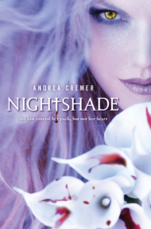 Nightshade, Young Adult, Werewolves, Magic, Cover Love