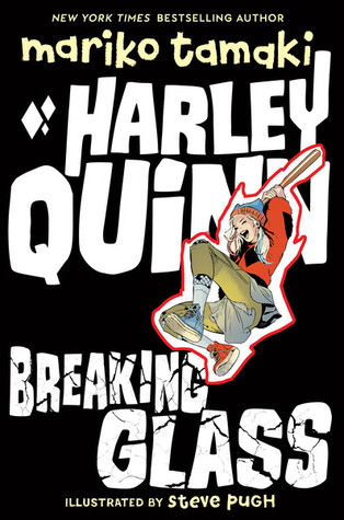Harley Quinn, Young Adult, Graphic Novel, Joker