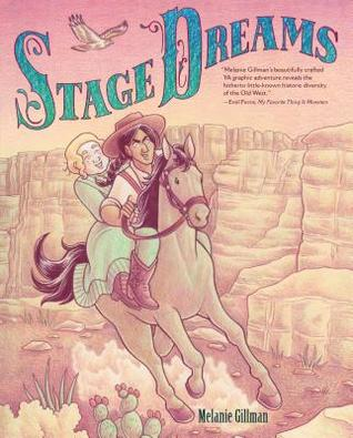 Stage Dreams, LGBT, Graphic Novel, Wild West
