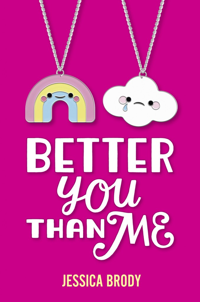 Better You Than Me, Jessica Brody, Children's Books, Magic, Genie
