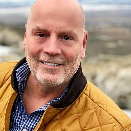 Gregg Olsen, Author, Photograph