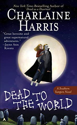 Dead To The World, Night cover, Charlaine Harris, Romance, Vampires