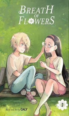 Breath of Flowers, Volume 1, Green cover, Two girls, Comic/Graphic Novel, Cute, Caly