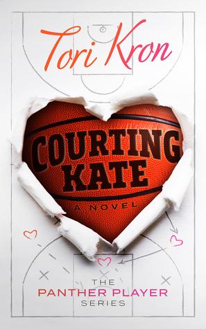 Courting Kate, Tori Kron, Sports, Cover, Romance, Basketball