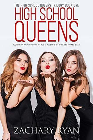 High School Queens, Three Girls blowing a kiss, Zachary Rya