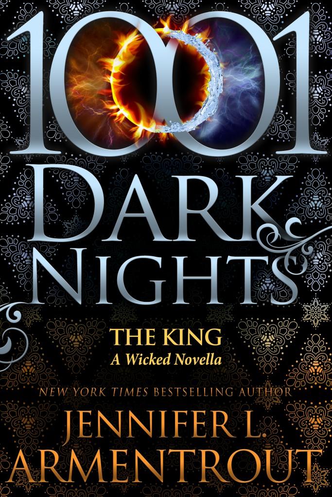 The King, Jennifer L. Armentrout, 1001 Dark Nights, Magic, Ring of Fire, Dark, Wicked, Magic, Faeries