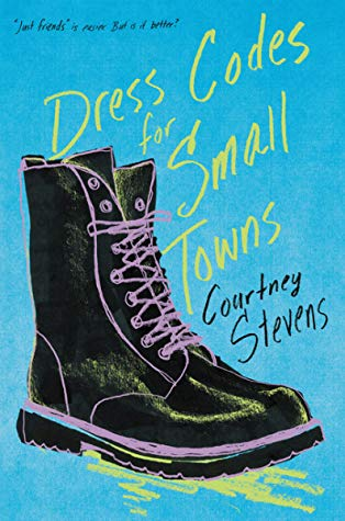 Blue Cover, Shoes, Dress Codes for Small Towns,Courtney C. Stevens