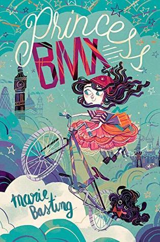 Marie Basting, Children's Books, Sports,Princess BMX, Bicycle, Green,