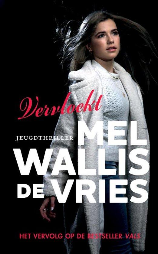 Vervloekt, Young Adult, Girl in White Coat, Mel Wallis de Vries