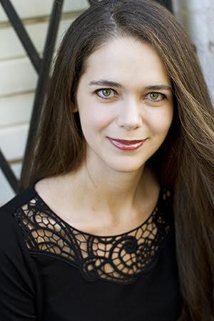 Jennifer Lynn Barnes, Author Photograph, Author