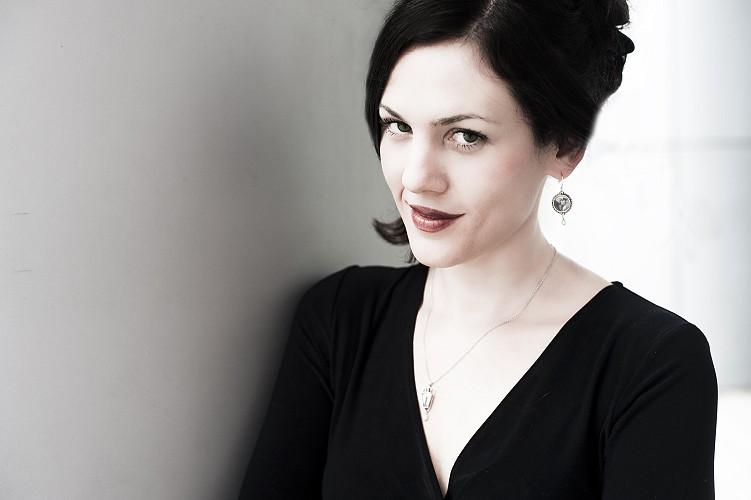 Rachel DeWoskin, Author, Photograph