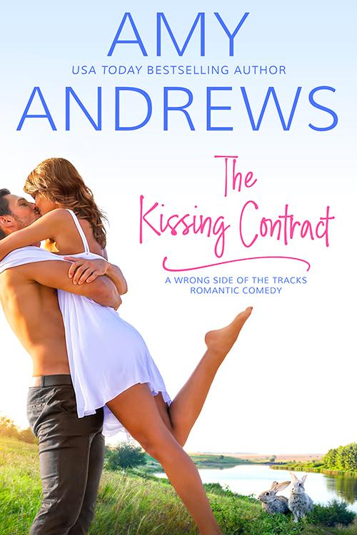 Hugging, White Dress, Bare Chest, Romance, The Kissing Contract, Amy Andrews